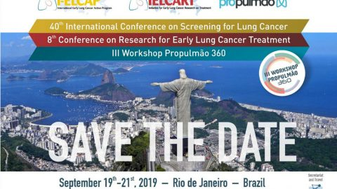 Save the date! III Workshop Propulmão 360 – 19 a 21 de setembro de 2019